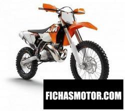 Imagen moto Ktm 250 xc-w 2012