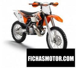 Imagen moto Ktm 300 xc 2012