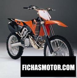 Imagen moto Ktm 380 sx 1998