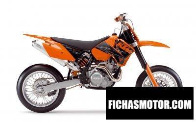 Imagen moto Ktm 560 smr año 2006