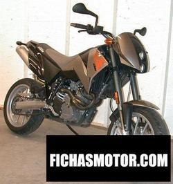 Imagen moto Ktm 640 duke ii 2000