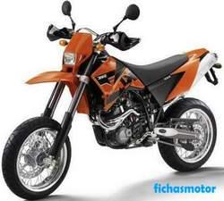 Imagen moto Ktm 660 smc 2004