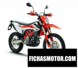 Imagen moto KTM 690 Enduro R 2019