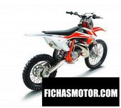 Imagen moto KTM 85 SX 19-16 2020