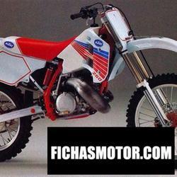 Imagen moto Ktm enduro 300tvc 1990