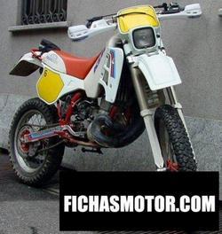 Imagen moto Ktm enduro 350 1989