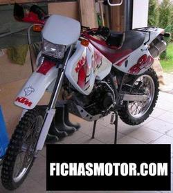 Imagen moto Ktm lc4 egs 1997