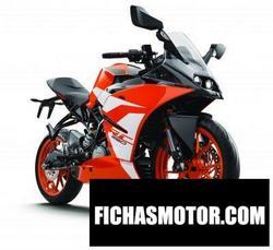 Imagen moto KTM RC 250 2019