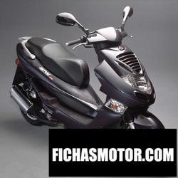 Imagen moto Kymco bet and win 125 2004