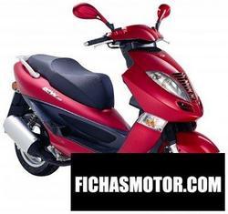 Imagen moto Kymco bet and win 150 2005