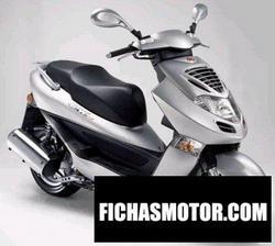 Imagen moto Kymco bet and win 250 2004