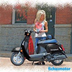 Imagen moto Kymco compagno 50i 2013