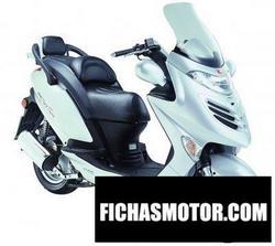 Imagen moto Kymco grand dink 150 2005