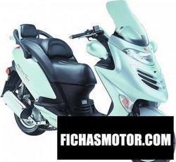 Imagen moto Kymco grand dink 250 2005
