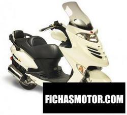 Imagen moto Kymco grandvista 250 2011
