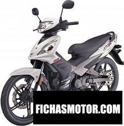 Imagen moto Kymco jetix 50 2010