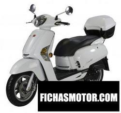 Imagen moto Kymco like 125 2011