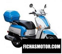 Imagen moto Kymco like 50 lx 2013