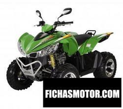 Imagen moto Kymco maxxer 400 2010
