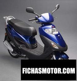 Imagen moto Kymco movie xl 125 2004