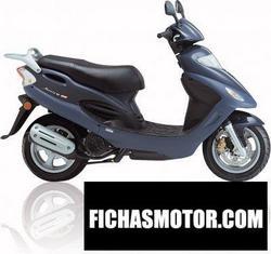 Imagen moto Kymco movie xl 125 2007