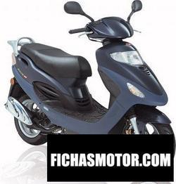 Imagen moto Kymco movie xl 125 2008