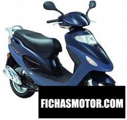 Imagen moto Kymco movie xl 150 2005