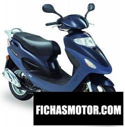 Imagen moto Kymco movie xl 150 2006