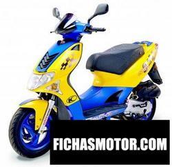 Imagen moto Kymco super 9 a-c 2006