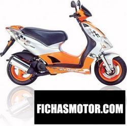 Imagen moto Kymco super 9 a-c 2007