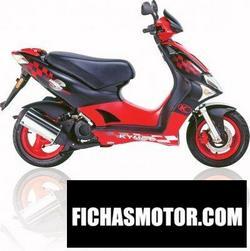 Imagen moto Kymco super 9 l-c 2007