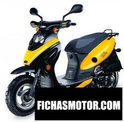 Imagen moto Kymco top boy 50 2006