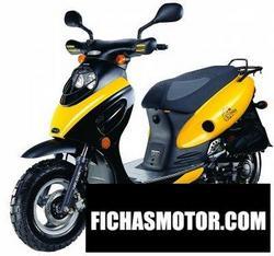 Imagen moto Kymco top boy 50 off road 2005