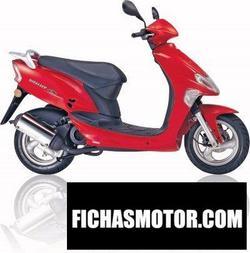 Imagen moto Kymco vitality (2t) 50 2007