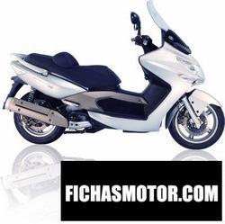Imagen moto Kymco xciting 500 i 2007