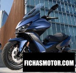 Imagen moto Kymco Xciting S400i 2020