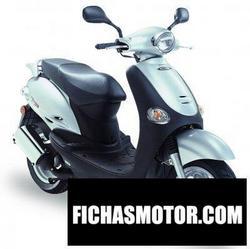 Imagen moto Kymco yup 50 2006