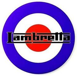Logo de la marca Lambretta