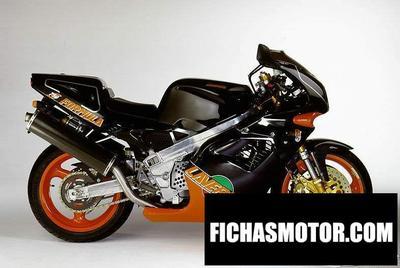 Imagen moto Laverda 750 s año 1997