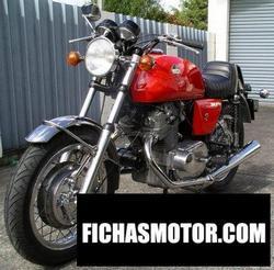 Imagen moto Laverda 750 sf 1973