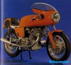 Imagen moto Laverda 750 sfc 1972