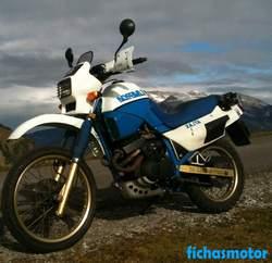 Imagen moto Laverda or 600 atlas 1987