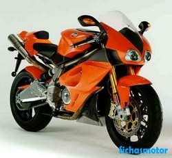 Imagen moto Laverda sfc 1000 2004