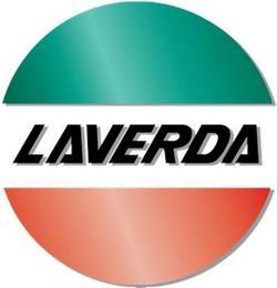 Logo de la marca Laverda