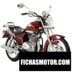 Imagen moto Lexmoto arizona 125 2016