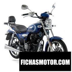Imagen moto Lexmoto ranger 125 2016