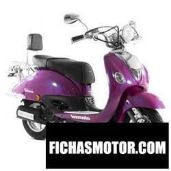 Imagen moto Lexmoto valencia 125 2016
