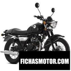 Imagen moto Lexmoto valiant 125 2016