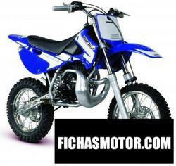 Imagen moto Macbor xc 512 pro 2004