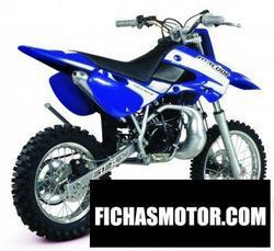 Imagen moto Macbor xc 512 racing 2006